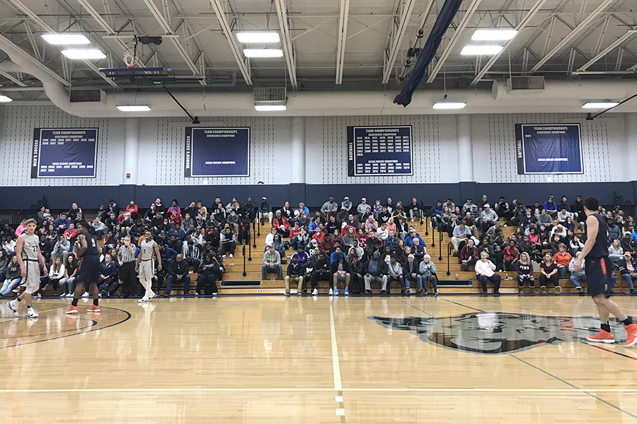 Last year's Jam the Gym event at Madison College nearly filled the bleachers.