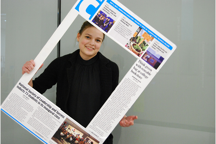Katie Paape is the News Editor for The Clarion