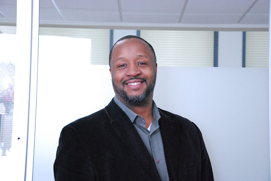 Dr. Howard Spearman is the new Vice President of Student Affairs at Madison Area Technical College