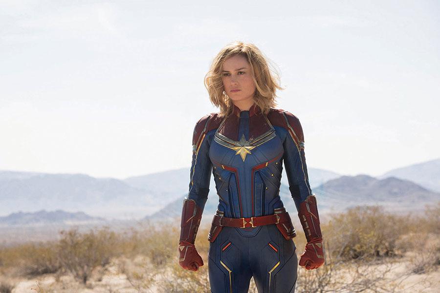Brie Larson stars in
