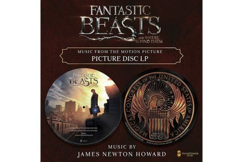 'Fantastic Beasts' comes with a fantastic soundtrack