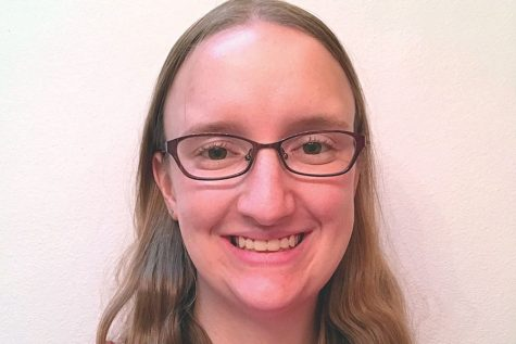 Arts editor Mandy Scheuer likes reviewing books, movies