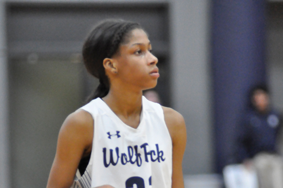 Madison College freshman Aniah Williams set a single game scoring record this season with 41 points in a single game.