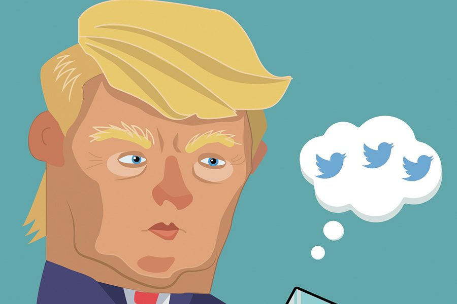 Twitter and the President