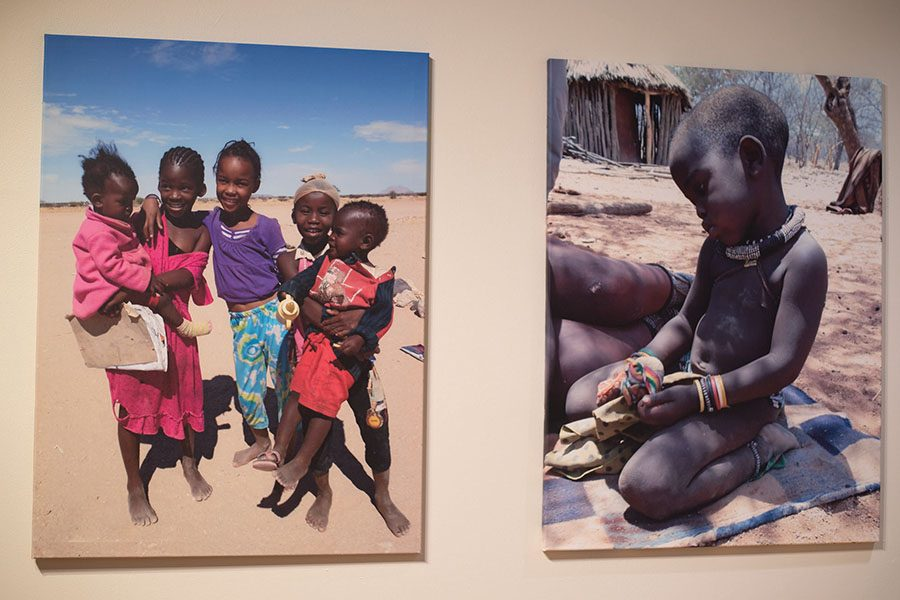 Madison College student Tara Olivia Martens was so inspired by the people she met during her visits to Africa, that she decided to share the images she captured with others. Dozens of her photographs are now on display in the Truax Campus Gallery through Sept. 12.