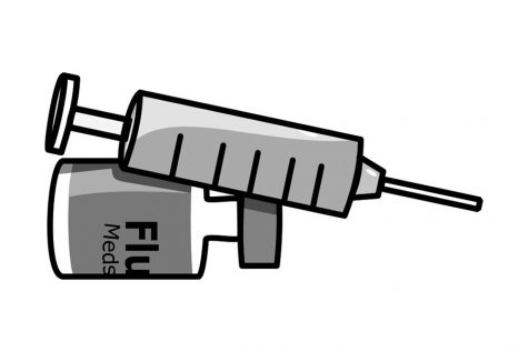 Free flu shots available on campus