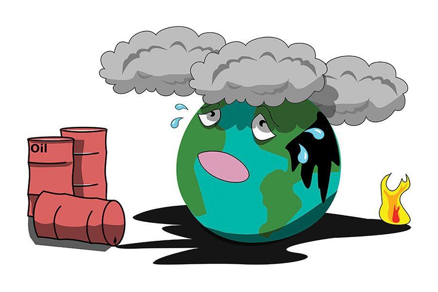 Killing the planet?