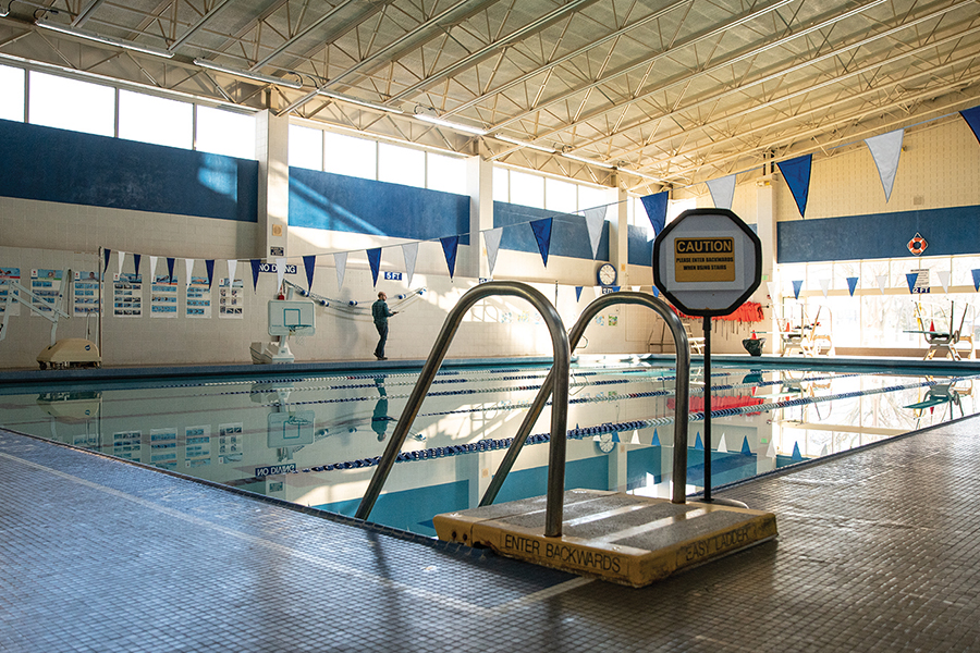 Pool+to+be+closing+soon+due+to+lack+of+use.+New+athletic+facility+to+replace+pool.