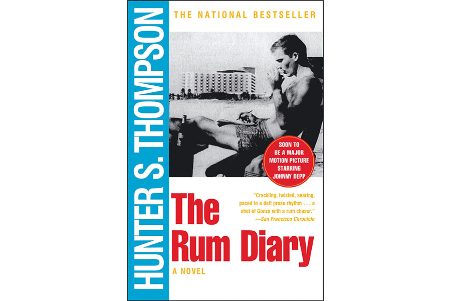 'The Rum Diary' is a journalistic tale