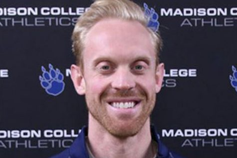 Quinn Lukens is the new Madison College volleyball coach