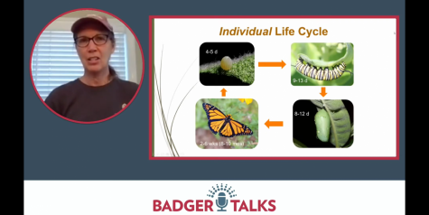 Badger Talks Live alleviating the stress of a pandemic