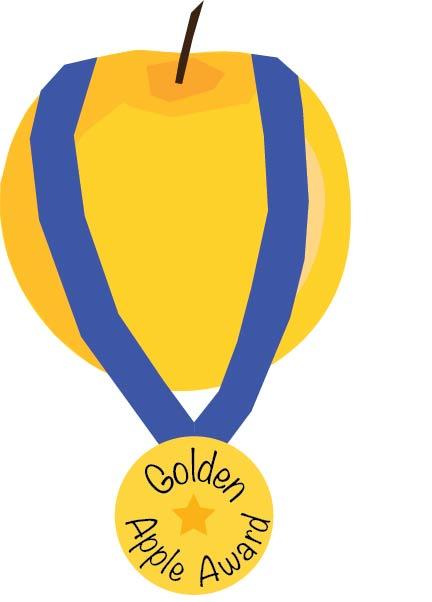 Golden Apple Awards in Appreciation