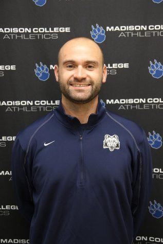 Long-time Madison College volley-ball assistant Tyler Larke thinks the WolfPack will again be national con-tenders.