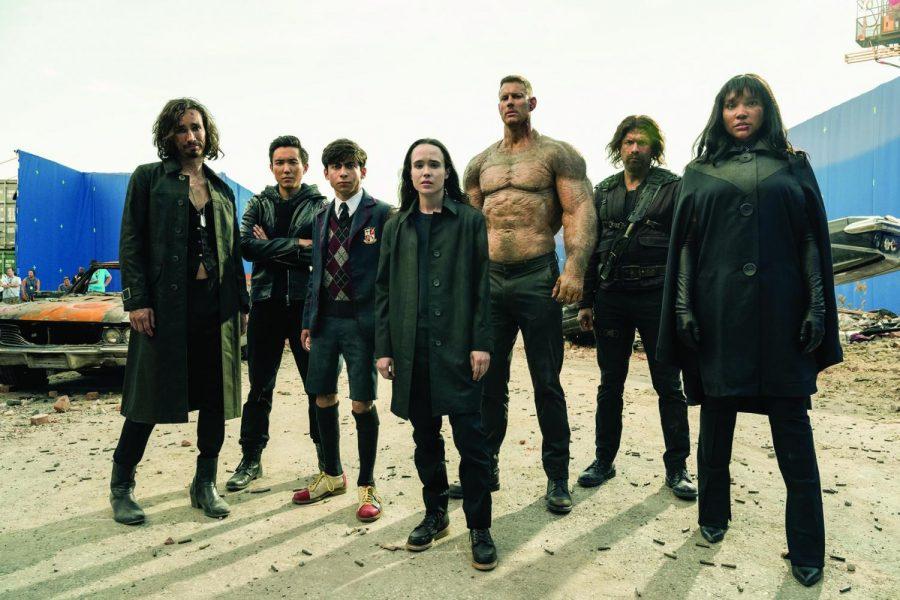 TV show review –The Umbrella Academy