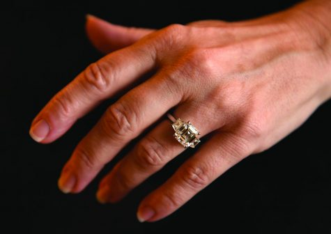 Expensive engagement rings not worth their shine