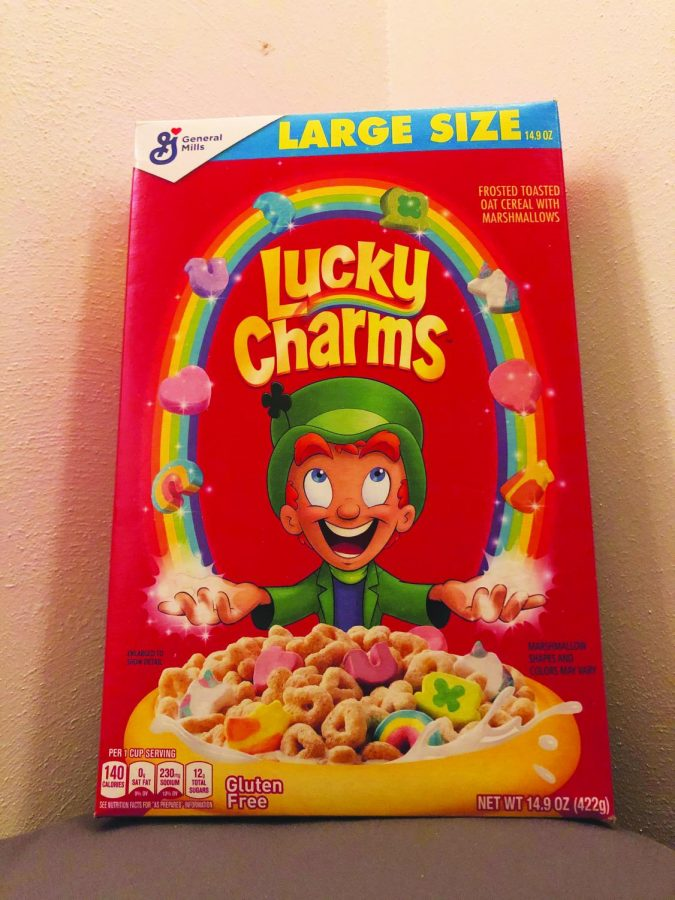 Eating Lucky Charms involves a certain strategy according to The Clarion's opinion editor.