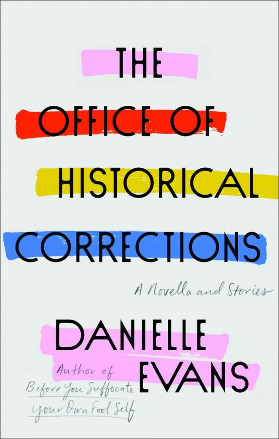 "Cover of ""The Office of Historical Corrections"" by Danielle Evans."