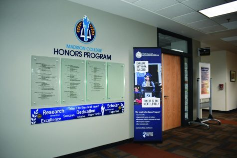 The Honors Program is located on the third floor of the Truax Campus.