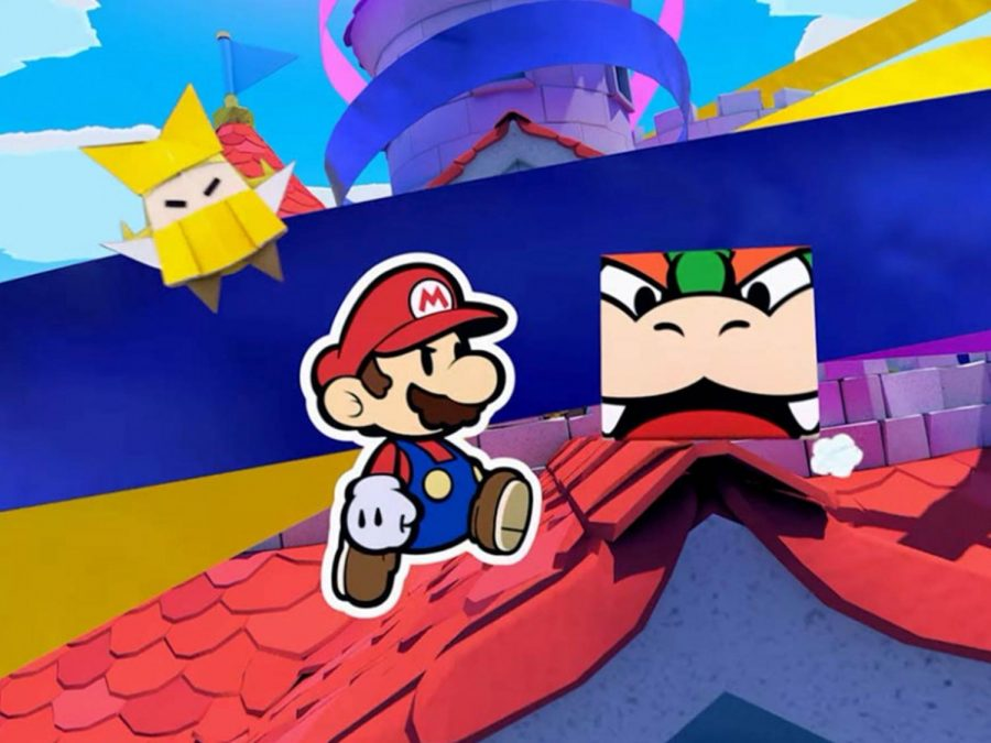 %22Paper+Mario%22+is+a+fun+game+perfect+for+the+experienced+or+novice+gamer.