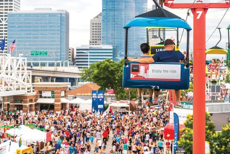 Summerfest grounds will be filled again this fall as the annual festival makes a late return.
