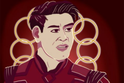 Shang Chi and the Legend of the Ten Rings.