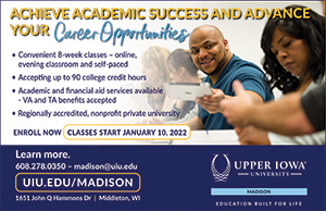 Achieve Academic Success and Advance Your Career Opportunities with Upper Iowa University